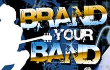 Brand Your Band Postcard