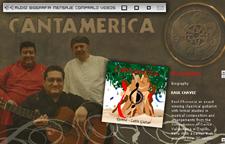 Cantamerica Music eCard