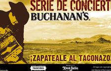 Conciertos Buchanans