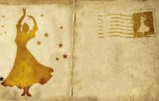 Pastorela Flamenca Postcard