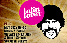 Latin Lover Party